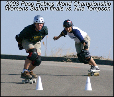 2003 Paso Robles World Championship Womens Slalom Finals
